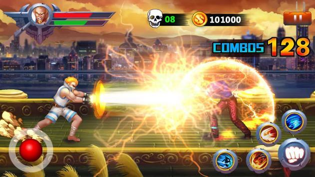 Уличные бои: король боевых действий скриншот 8
