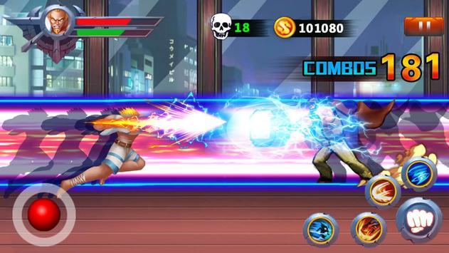 Уличные бои: король боевых действий скриншот 9