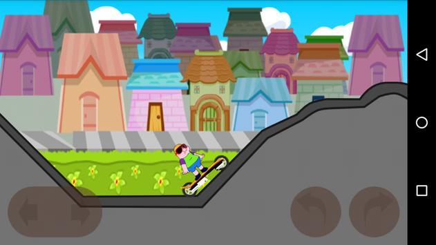 Clarence : Master Skateboard apk screenshot