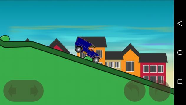 Grandpa Hill Climb apk screenshot