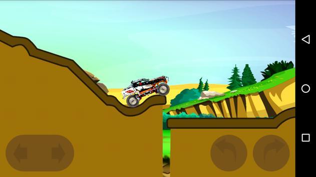RF Car Hill Climb Racing apk screenshot