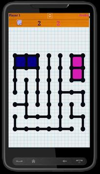 Connecting Dots and Boxes screenshot 2