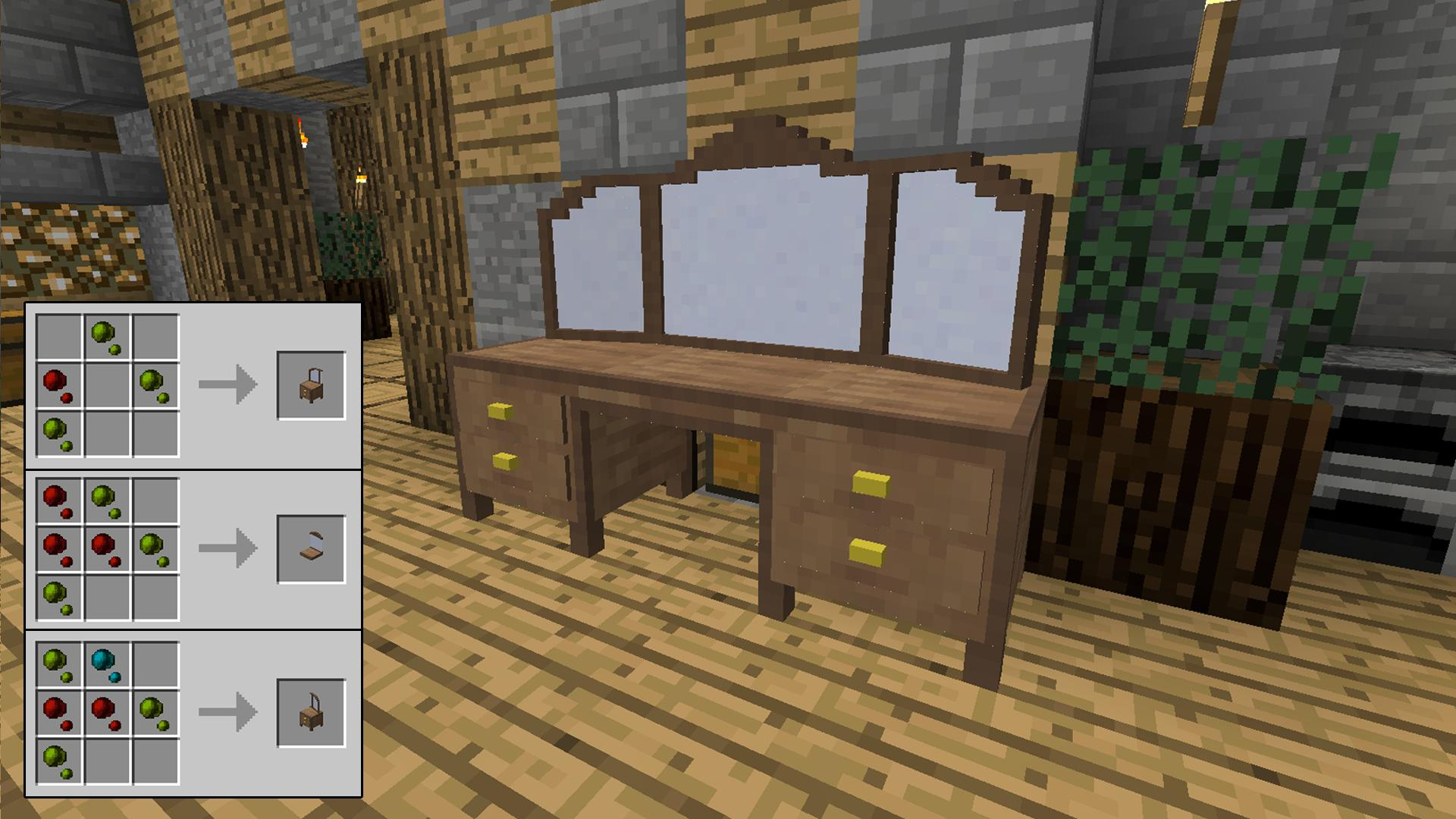 Furniture Ideas Minecraft Pe For Android Apk Download
