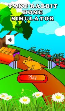 Take Rabbit Home Simulator poster