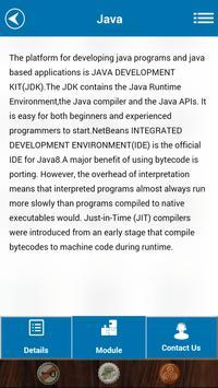 App Development Training -iOS apk screenshot