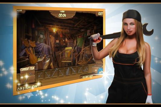 Jane's Garage - Hidden Mystery screenshot 1