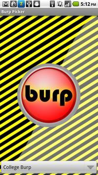 Burp Picker poster