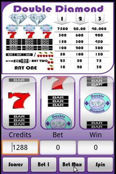 Slot Machine : Double Diamond poster
