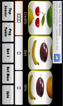 Slots : Fruity Cherry apk screenshot