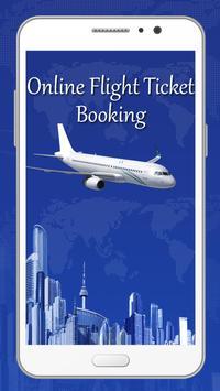 Online Flight Ticket Booking -  Air Ticket Booking poster