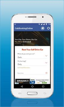 Cab Booking Online All In One apk screenshot