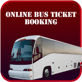 Online Bus Ticket Booking icon