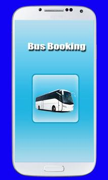 Online Bus Ticket Booking poster