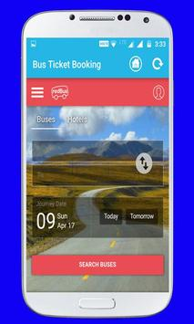 Online Bus Ticket Booking screenshot 3