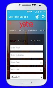 Online Bus Ticket Booking screenshot 5