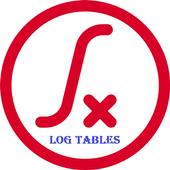 Logarithms icon