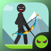 🎯 Stickman Archers: Bloody Rampage icon