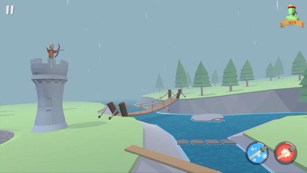 🎯 Stickman Archers: Bloody Rampage screenshot 3