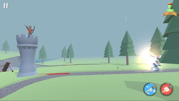 🎯 Stickman Archers: Bloody Rampage screenshot 4