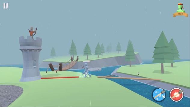 🎯 Stickman Archers: Bloody Rampage screenshot 5