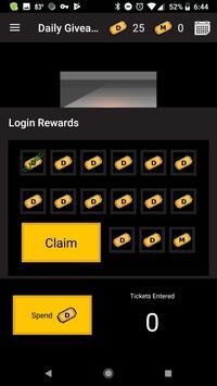 Magic The Giveaway screenshot 3