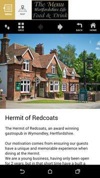 Hertfordshire Life - The Menu poster