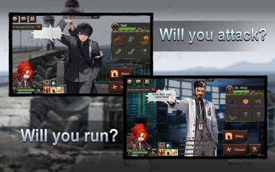 Schermata apk Black Survival