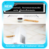 Aromatic DIY Air Freshener Ideas icon