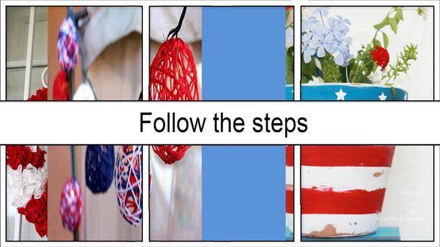 Creative DIY Patriotic Decorations screenshot 4