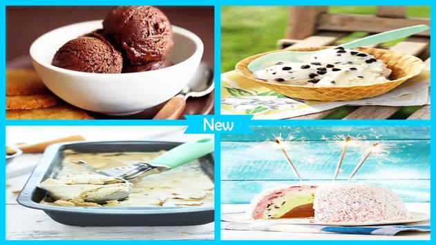 Delicious Homemade Ice Cream Recipes apk screenshot