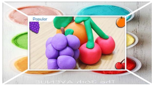 DIY Fruity Play Dough screenshot 2