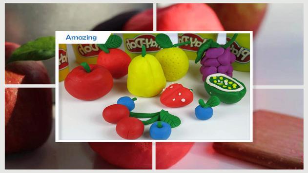 DIY Fruity Play Dough apk screenshot
