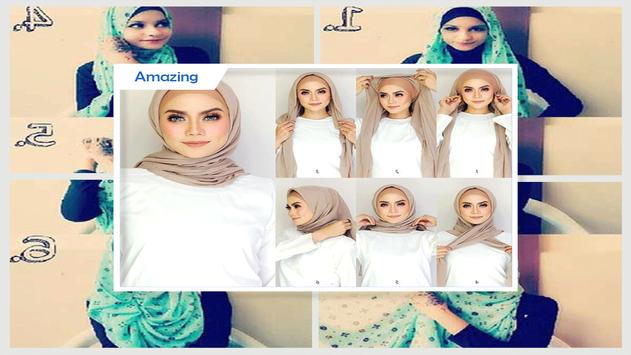Easy DIY Head Scarf Tutorials screenshot 3