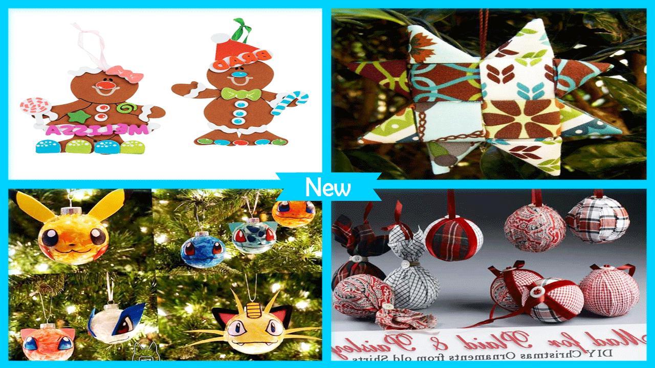 Fabulous Styrofoam Plaid Ornaments Tutorials poster