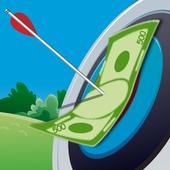 Cash Archery King 悪ふざけ icon