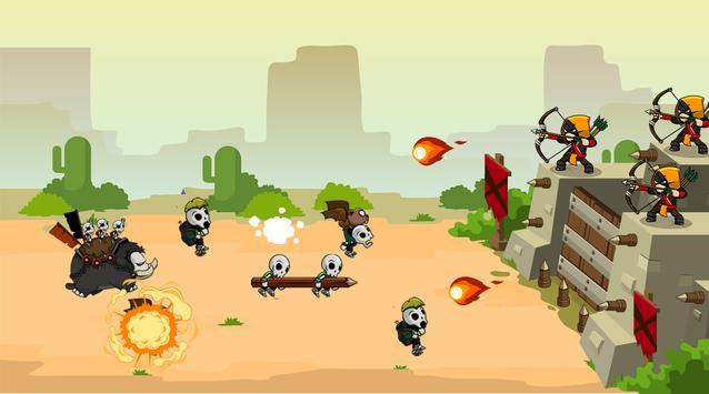 Archery Castle Defense screenshot 3