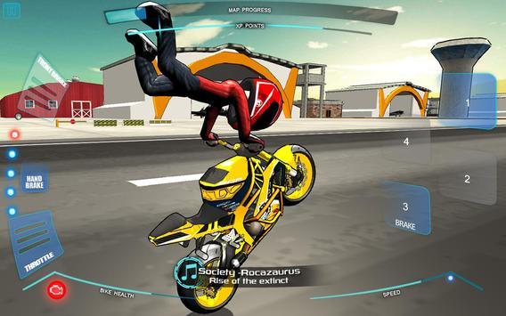Stunt Bike Freestyle screenshot 1