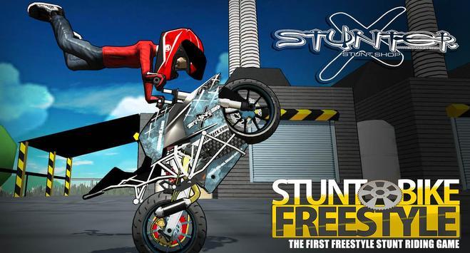 Stunt Bike Freestyle screenshot 5