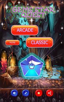Gems Star Quest poster