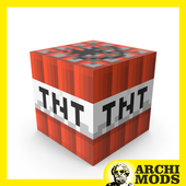 Too Much TNT MCPE MOD icon