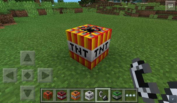 Too Much TNT MCPE MOD apk screenshot