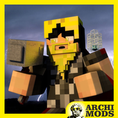 Thunder God MCPE MOD icon