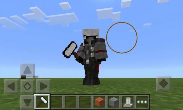 Thunder God MCPE MOD screenshot 3