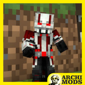 Ant Hero MCPE Addon icon