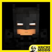 Bat Hero MCPE MOD icon