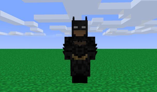 Bat Hero MCPE MOD screenshot 1