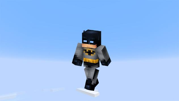 Bat Hero MCPE MOD screenshot 3