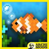 Fishes MCPE Addon icon