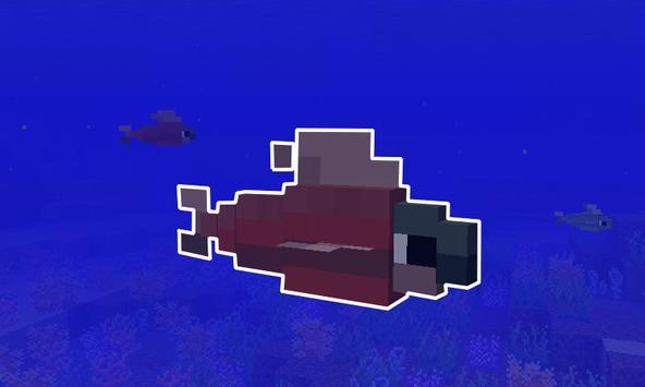 Fishes MCPE Addon screenshot 2
