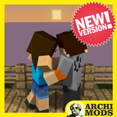 Girlfriends MCPE Addon icon